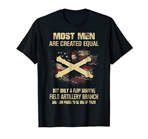 I Survived Field Artillery Branch T-Shirt ()