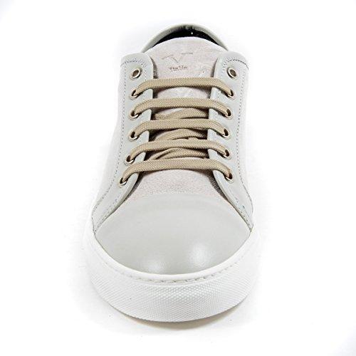 V 1969 ITALIA Zapatillas Para Hombre Gris Gris It - Marke Größe
