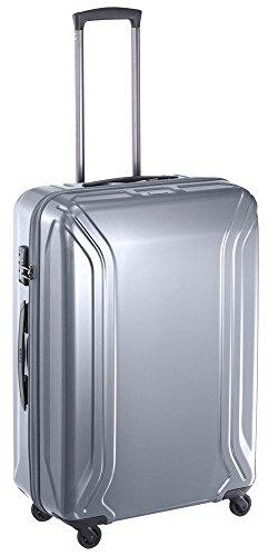 zero-halliburton-air-ii-26-inch-4-wheel-spinner-travel-case-gray-one-size