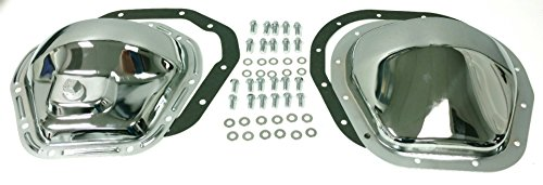 Super Duty Differential (1999-06 Ford Super Duty F-250 F-350 Excursion 4x4 Chrome Differential Covers Kit)
