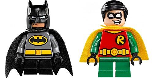 LEGO Mighty Mircos Batman Movie Minifigures - Batman & Robin (Small Figures) (Robin Figure Lego)