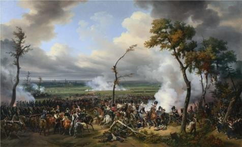 The Perfect Effect Canvas Of Oil Painting Emile Jean Horace Vernet   The Battle Of Hanau 1824  Size  30X49 Inch   76X126 Cm  This Vivid Art Decorative Prints On Canvas Is Fit For Garage Decor And Home Decor And Gifts