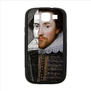 Best Custom Case - Famous Writer William Shakespeare Samsung Galaxy S3 I9300 TPU (Laser Technology) Case, Cell Phone Cover