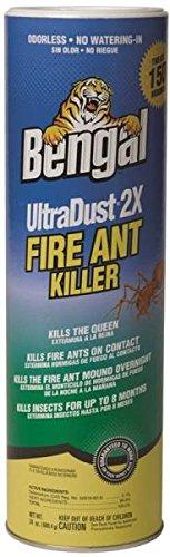 Bengal 93625 Ultradust 2X Fire Ant Killer, 24 Oz (2)