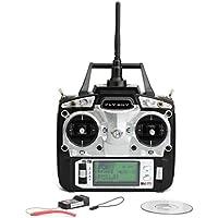 FLYSKY RC FS-T6 2.4ghz AFHDS Mode 2 6ch Transmitter + Receiver helicopter plane