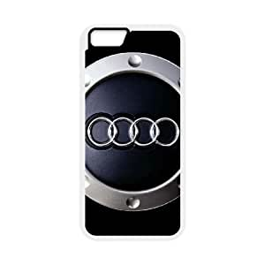 iPhone6 Plus 5.5 inch Cell Phone Case White Audi NF9462133