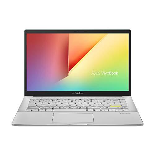 ASUS VivoBook 14 S433FL-EB180T – Ordenador portátil de 14″ FullHD (Intel Core i7-10510U, 16 GB RAM, 512 GB SSD, GeForce MX250, Windows 10 Home) Verde Gaia y Plata – Teclado QWERTY español