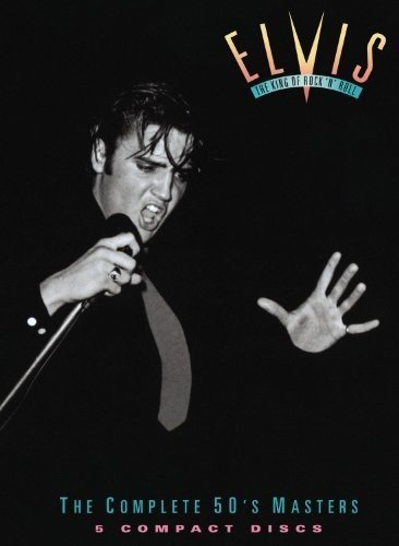 Elvis Presley The King Of Rock And Roll - The King Of Rock 'N' Roll: The Compl Ete 50'S Masters