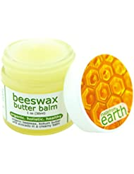 Made from Earth Beeswax Butter Balm, Organic, Holistic and Healthy