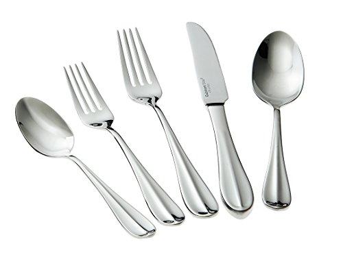 Cuisinart CFE-20PSO 18/10 Stainless Flatware Set (20-Piece)