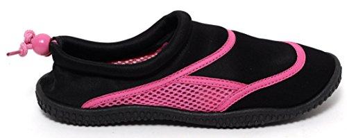 Europe Spécial Schwarz Chaussures Noir Pour Femme Plage piscine D'extérieur Zapato dq1tdF