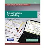 img - for [(Construction Scheduling: Principles and Practices)] [Author: Jay S. Newitt] published on (July, 2008) book / textbook / text book