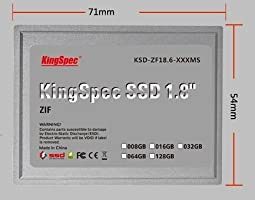 Greatwall Computer Shenzhen KSD-ZF18.6-2015 XXXMS 1,8 ZIF SSD IDE ...