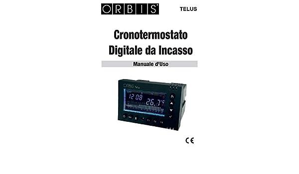 Orbis TELUS cronotermostato sett. de integrado, Alim. 230 V AC: Amazon.es: Iluminación