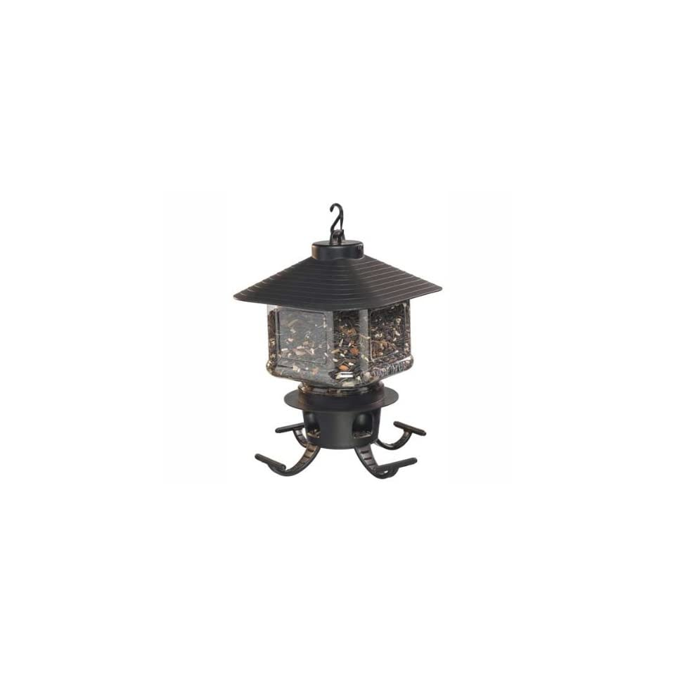 Clear Lantern Seed Selector (Bird Feeders) (Seed Feeders)
