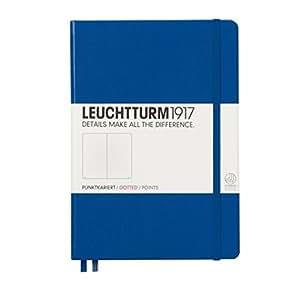 Leuchtturm1917 Hardcover Medium Dotted Journal [Royal Blue]