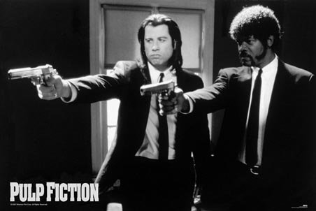 1art1, 39100, Poster, motivo: Pulp Fiction, 91 x 61 cm PAS0444