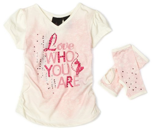 Baby Phat - Kids Big Girls' Love Tee