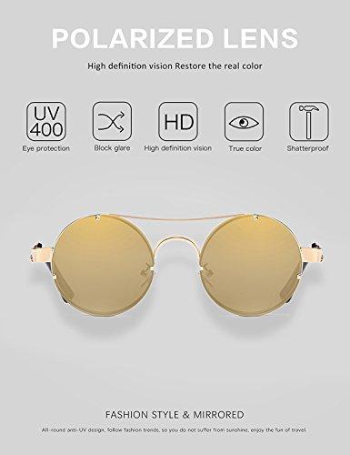 Homme Lens de soleil Sunbo Lunettes Yellow tBUwZ4q