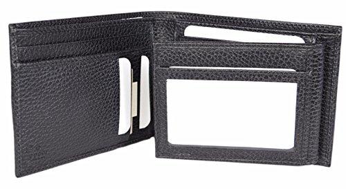 a673124b2fa8 Product Description. Smooth Black Nylon Grey and Black Web Tab GG Guccissima  ...