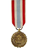 United States Military Armed Forces Mini Medal - Defense Meritorious Service