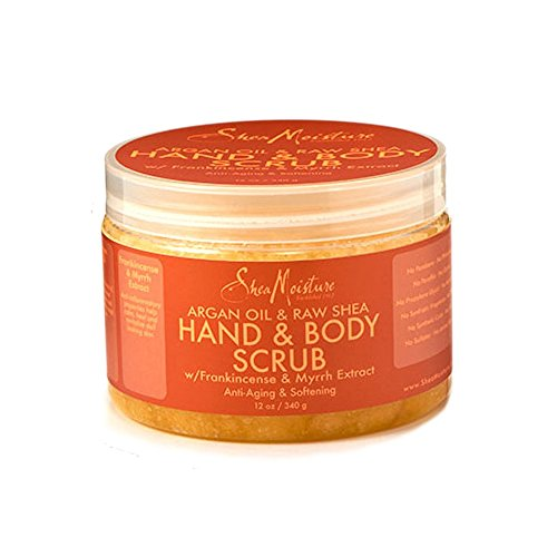 Shea Butter Body Scrub