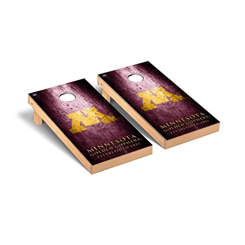 Victory Tailgate Minnesota Golden Gophers Regulation Cornhole Game Set Museum ()