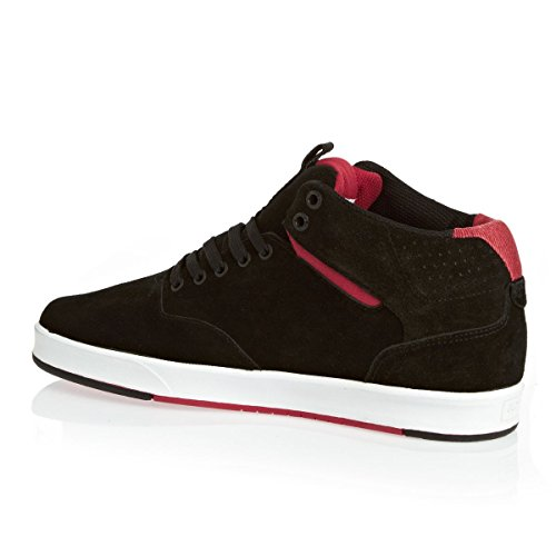 Noir Globe Motley Solace rouge Trainers qgnpY80v