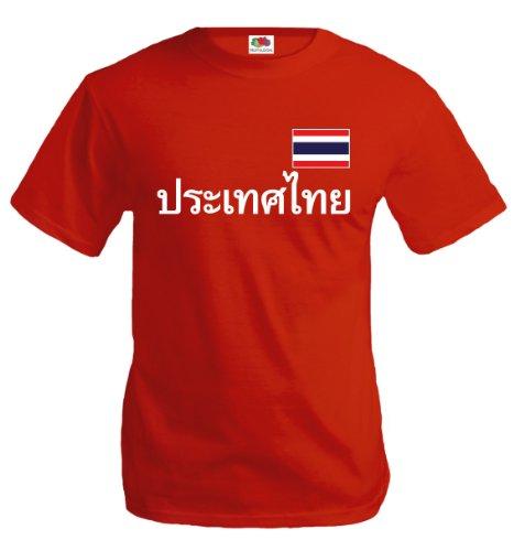 T-Shirt Thailand-XXXL--