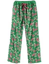 Amazon.com: Green - Pajama Bottoms / Sleepwear & Robes: Clothing ...