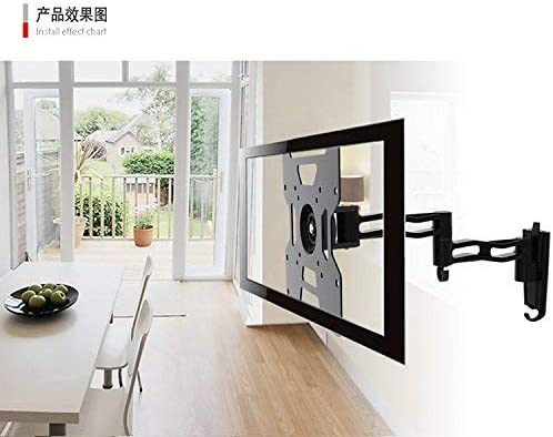 HFTEK® HF36B Soporte para montaje en pared supervisar el apoyo montaje de TV wall mount bracket (HF36B): Amazon.es: Hogar
