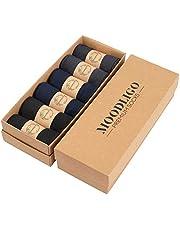 Moodligo Premium 6'lı Bambu Erkek Klasik Çorap