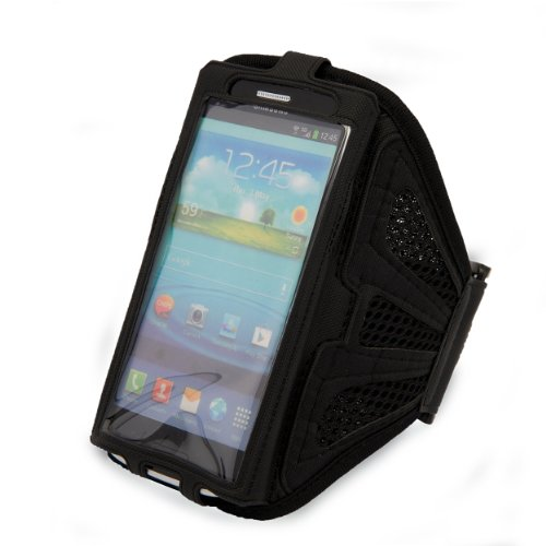 Sports Armband for Xiaomi RedMi 3 (Black) - 4