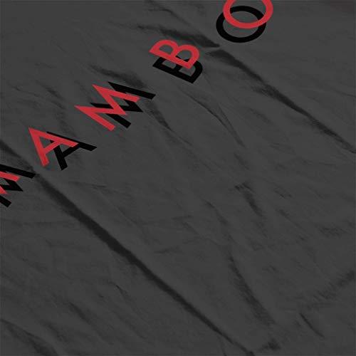 Charcoal Shadow Mambo Women's T Text shirt qxXpnd0nYA