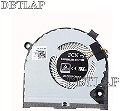DBTLAP Nuevo Ventilador para DELL Inspiron Game G3 G3-3579 3779 G5 ...