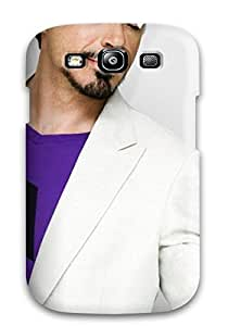 Case Cover 10088 Robert Downey Jr Male Celebrity/ Fashionable Case For Galaxy S3