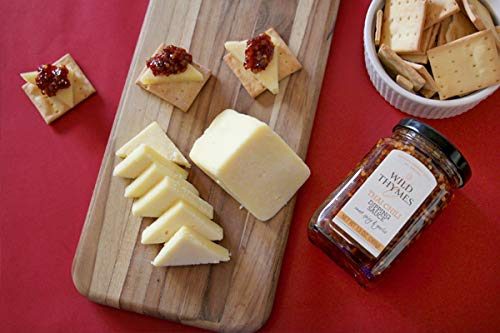 Beecher's Handmade Cheese - Beecher's Signature Pair Authentic, All-Natural and Additive Free. Flagship with Wild ThymesThai Chili Dipping Sauce