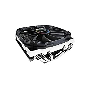 Cryorig C1 CR-C1A Top Flow CPU cooler with XT140 Fan for Intel/AMD CPU's ITX