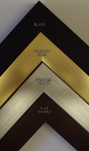 (12) Twelve Record Album Frames (12 Pack Special) Solid Wood Black Frame by Framemyrecord (Image #2)