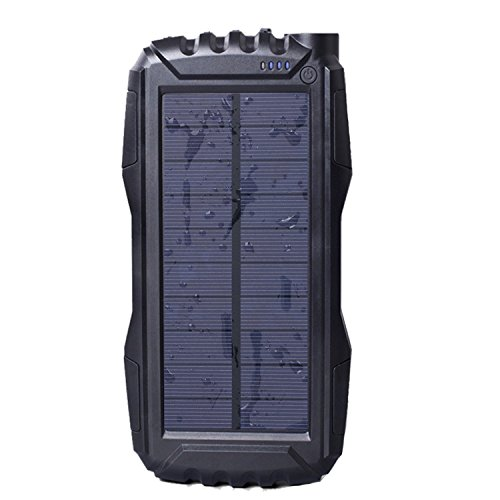Best Camping Solar Charger - 6