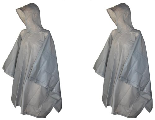 totes ISOTONER Hooded Pullover Poncho