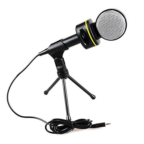 Micrófono de Condensador para Estudio de Grabación