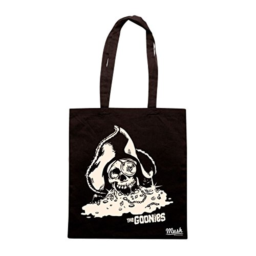 Borsa The Goonies Willy Lorbo - Nera - Film by Mush Dress Your Style