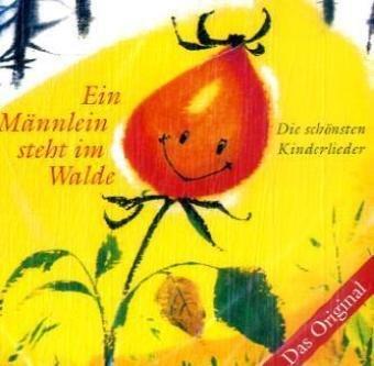 Ein Männlein steht im Walde, 1 Audio-CD