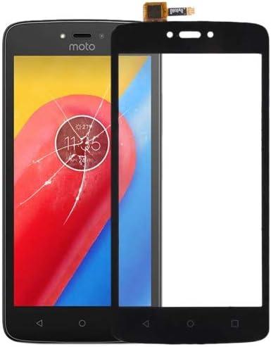 alsatek Cristal táctil de Repuesto para Motorola Moto C Negro ...