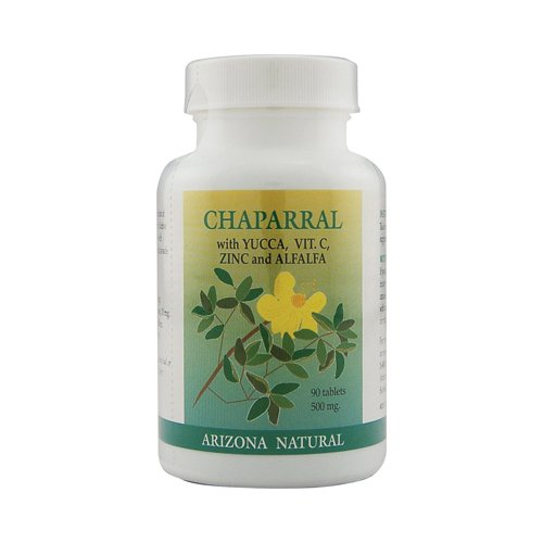 Arizona Natural Products Chaparral Complex    500 Mg   90 Tablets