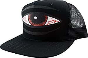 Toy Machine Sect Eye Mesh Hat Adjustable [Black]