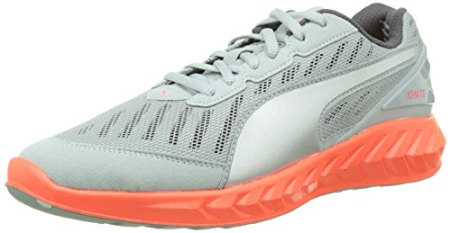 de Unisex Ultimate Adulto Puma Ignite Quarry Running Zapatillas Red Blast Gris 7qFdScxTc