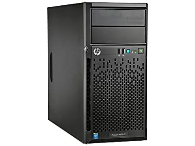 Newest 2015 HP Proliant ML10 Tower Desktop or Server Barebones DIY Computer PC with i3-4150 3.5GHz, 16GB, 3TB 7200rpm HDD - best cheap Business and Professional Workstation On Sale