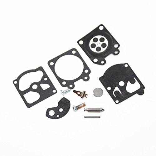 [해외]Husqvarna 530035049 전기 톱 카뷰레터 재건 키트 정품 원래 장비 제조 업체 (OEM) 부품 / Husqvarna 530035049 Chainsaw Carburetor Rebuild Kit Genuine Original Equipment Manufacturer (OEM) Part